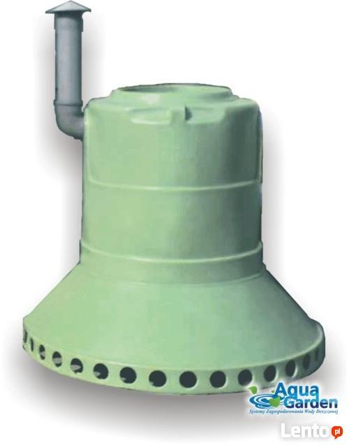 Aquagarden Zagospodarowanie wody deszczowej drenaż opaskowy