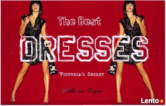 Victorias Secret oryginalna ODZIEŻ, sukienki, bielizna