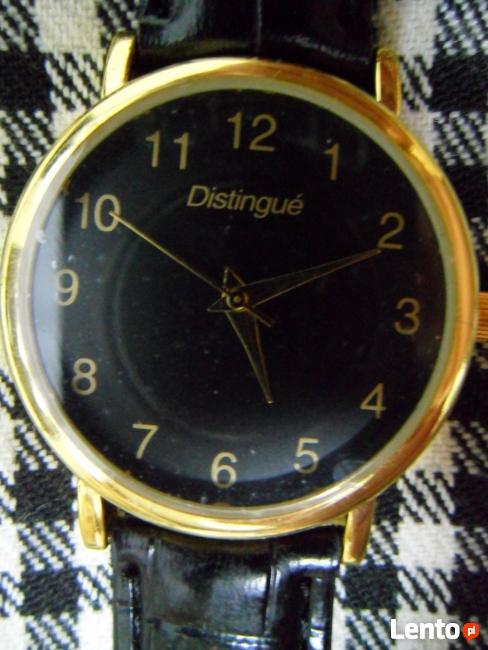 Zegarek męskiski DISTINGUE kwarcowy