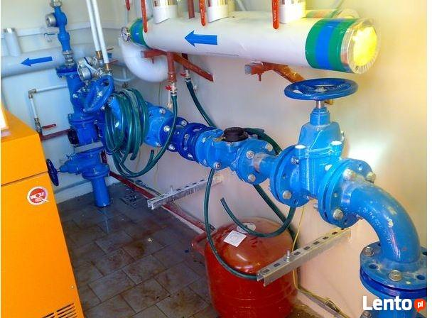 Instalacje sieci wodnokanalizacyjnych - MON-TEX