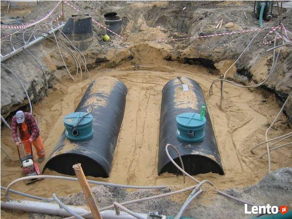 Instalacje sieci wodnokanalizacyjnych - MON-TEX Pacholski