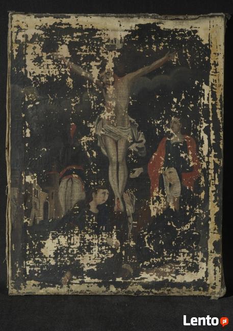 Konserwacja obrazów - Złocenie starych ram - Renowacja ikon