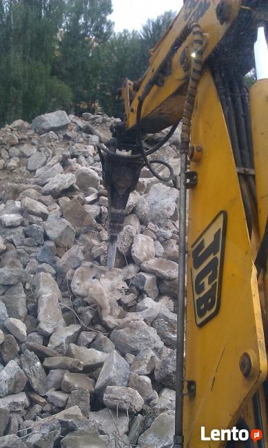 Wyburzenia-Rozbiórki-Demontaże-Kucie betonu-KOMPLEKSOWO!!!
