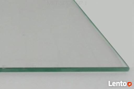SZYBA SAMOCZYSZCZĄCA do KominkaA 4 mm Szkło Szkła Szyby