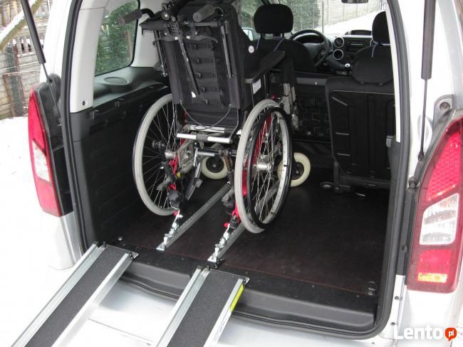 Adaptacje samochodów do potrzeb osób niepełnosprawnych
