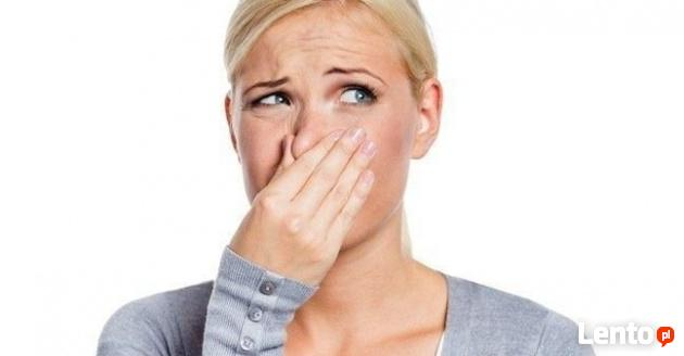 Usuwanie uciążliwych zapachów, smrodu- 606692449