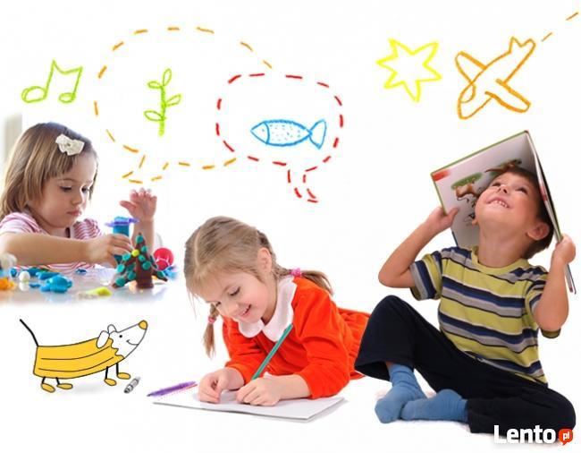 Zajęcia popołudniowe dla dzieci.