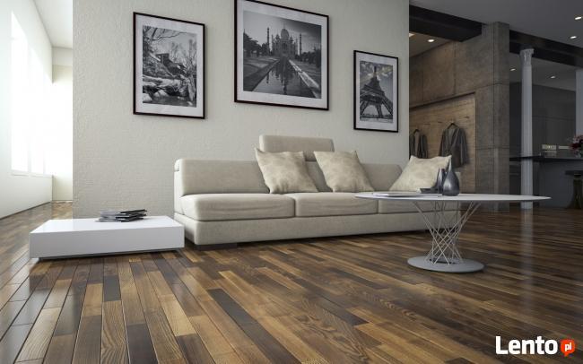 Deski podłogowe schody tarasy jodełka Jończyk Parkiety