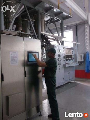 Operator maszyn i urządzeń