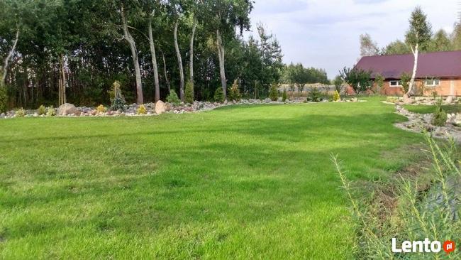 Garden Service -Zakładanie Ogrodów-Trawników