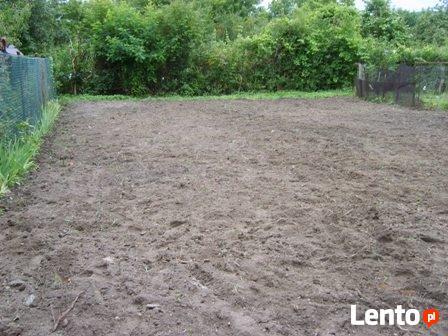 Usługi glebogryzarką, uprawa gleby