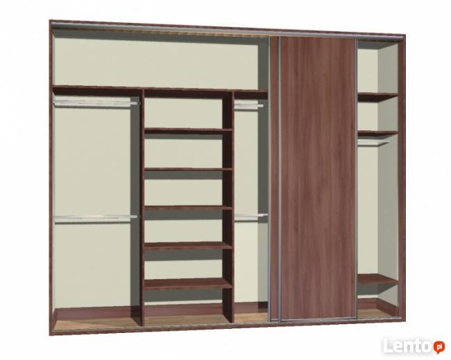szafy meble na wymiar drzwi suwane