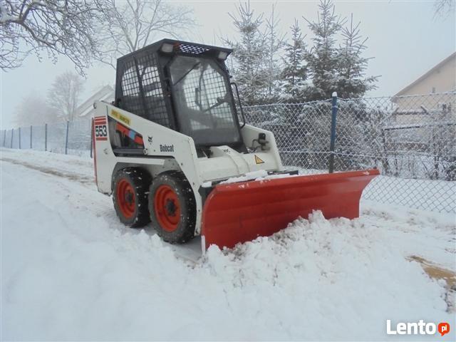 wywóz śniegu Olsztyn załadunek i odśnieżanie w Olsztynie