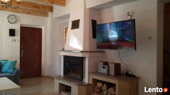 Mazury, domek 10-osobowy z sauna zaprasza