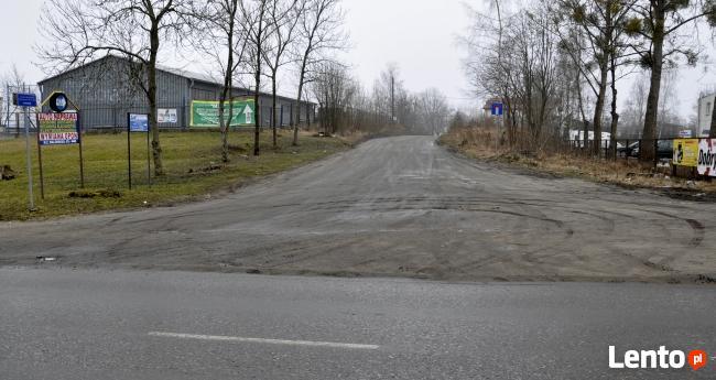 Sprzedam działkę budowlaną Olsztyn ul.Poprzeczna