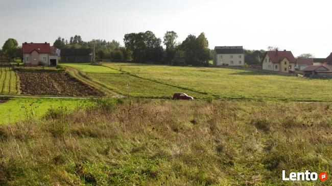 Działki budowlana z WZ 6950m2 Skrzelczyce gm.Pierzchnica