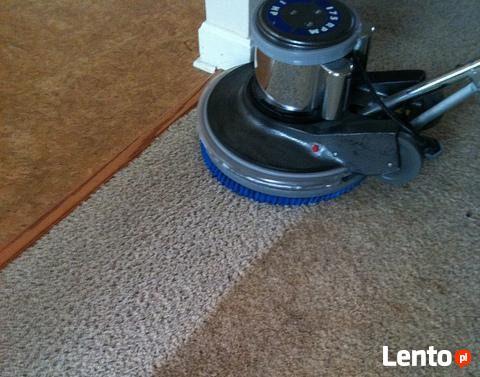 Antyalergiczne czyszczenie TAPICERKI wykładzin, dywanów