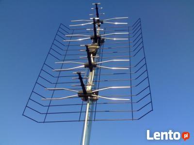 Inne rodzaje Anteny telewizyjne- montaż, naprawa, ustawianie Rzeszów EB18