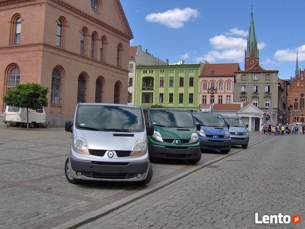 Busy Niemcy Holandia - Warmińsko-Mazurskie / Olsztyn