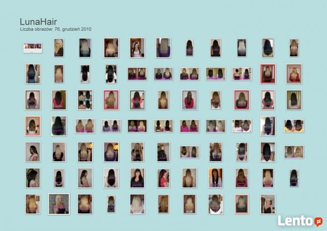 Profesjonalnie Przedłużanie włosów-14 metod