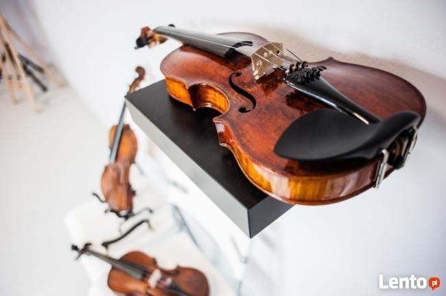 PROFESJONALNE lekcje gdy na skrzypcach + wypożyczenie instr.