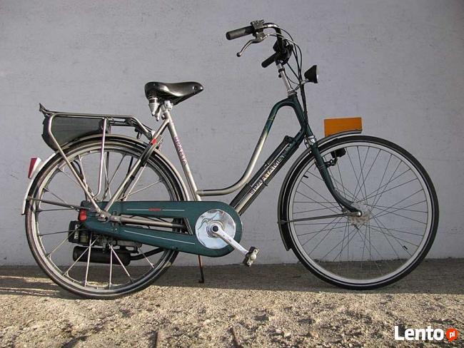 Sprzedaż i naprawa rowerów z silnikiem spalinowym