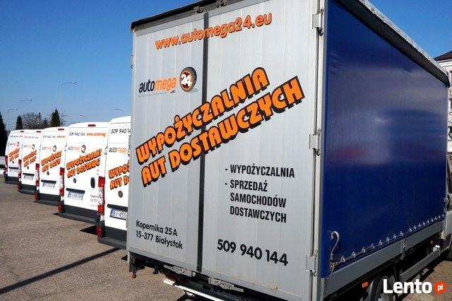 Auto zastępcze - WYPOŻYCZALNIA Białystok Kopernika 25A