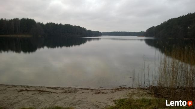 Działki letniskowe Broda nad jeziorem Skąpe gm Brusy