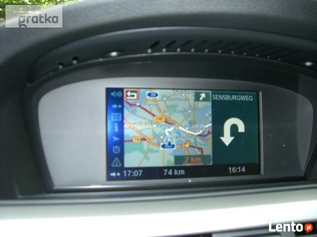 Aktualizacja Map, Mapy do BMW E90, E91, E92, E93, E60, E61