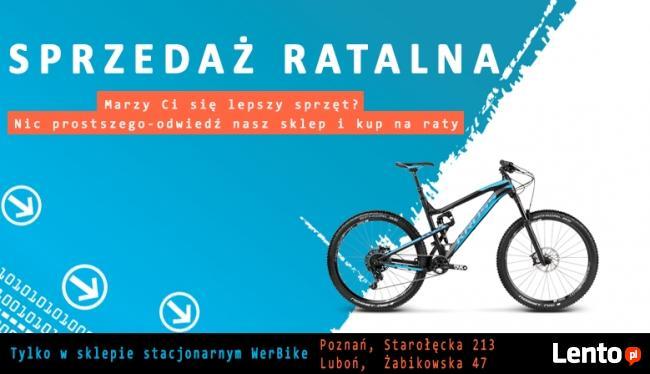 Sprzedaż rowerów na RATY // Sklep rowerowy