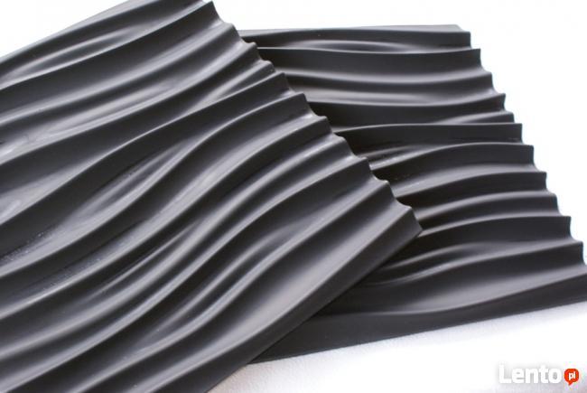 Płytki Ceglane Gipsowe z gotową fugą - PANEL 3D - PRODUCENT