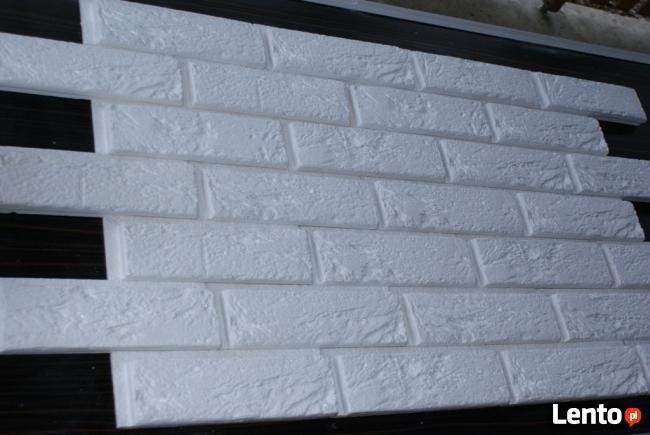 Panele Ścienne 3D Dekoracyjne, Płytki Ozdobne, Gipsowe Cegły