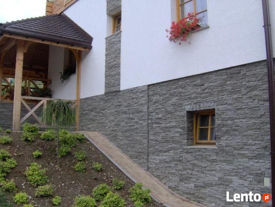Kamień Dekoracyjny, Ozdobny, Naturalny - Płytki na Elewacje