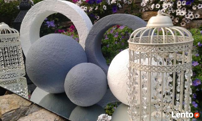 Kule betonowe do ogrodu zestaw 90 zł Promocja