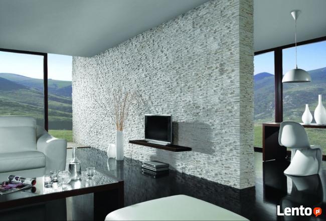 Kamień Dekoracyjny, Ozdobny, Cegła - Elewacyjny, PANELE 3D