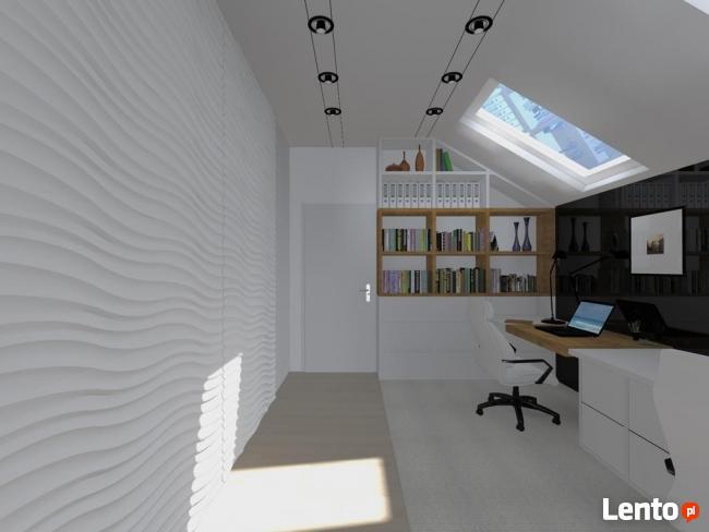 Cegła z Fugą, Płytki DEKORACYJNE, Panel 3D - Producent