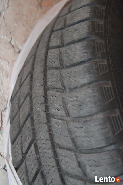 Felgi stalowe 15 cali +opony zima Michelin Alpin. 185/65 R15
