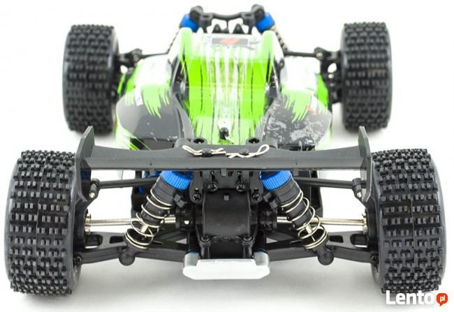 Samochód RC napęd 4x4 WLToys A959 Buggy 2,4GHz 1:18 50km/h