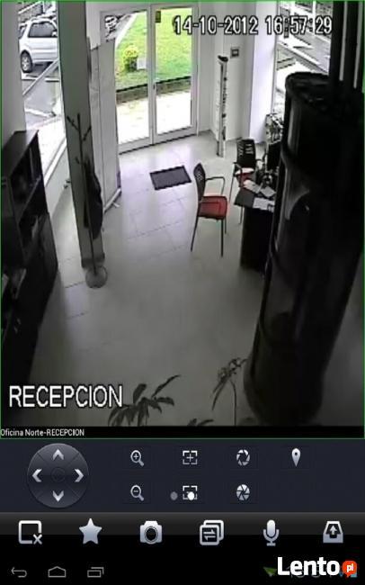 Kamery monitoring posesji podgląd po sieci oraz na telefonie