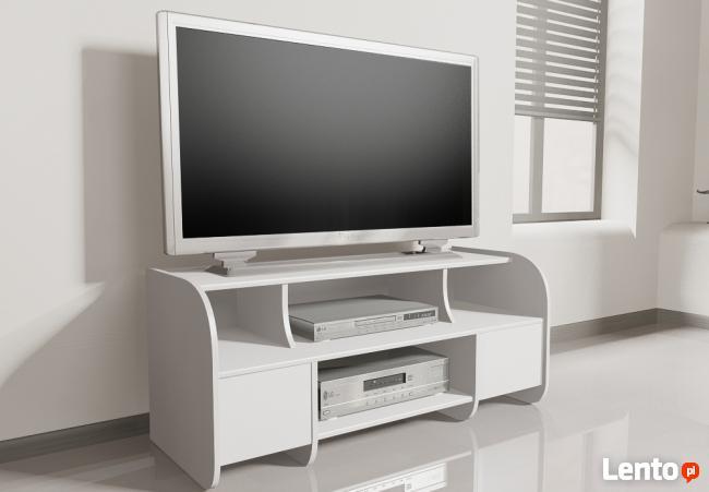 Innowacyjna szafka RTV TV Detalion dowolny kolor rws