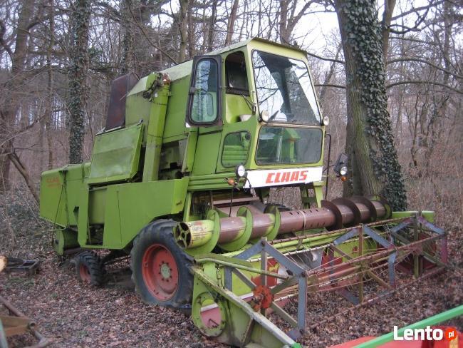 Kombajn Claas Mercator 75 - dawca, na części 1250 zł.