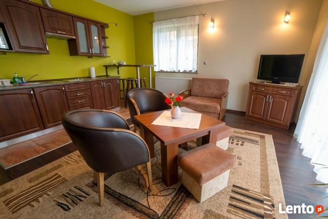 Apartamenty noclegi wynajem pensjonat Zakopane MAJÓWKA hotel