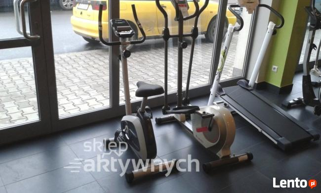 Sklep Aktywnych: bieżnie, rowery, orbitreki, fitness, akceso