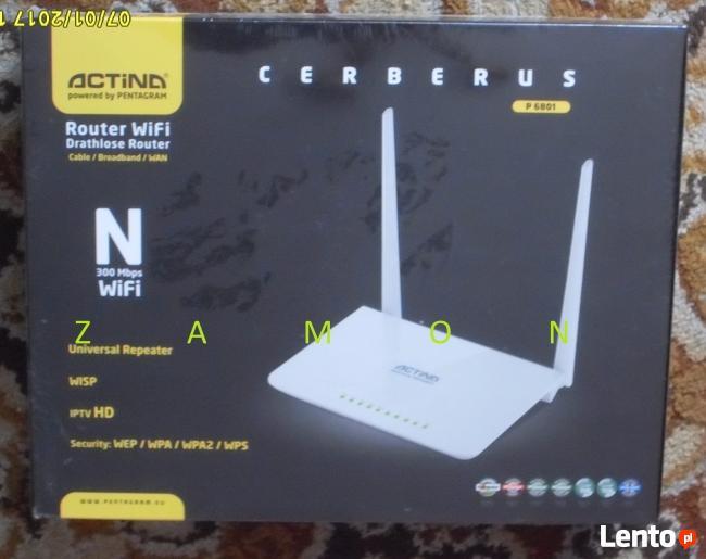 Router Actina P6801