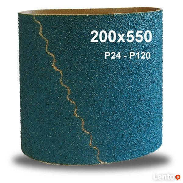 Papier Ścierny Do Cykliniarki 200x550 Cyrkon