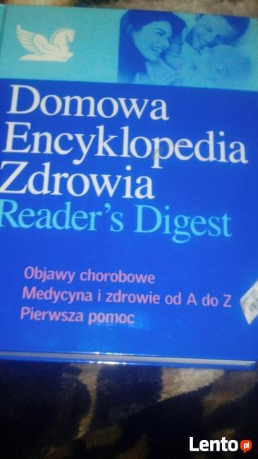 Sprzedam Encyklopedie Domowa Zdrowia