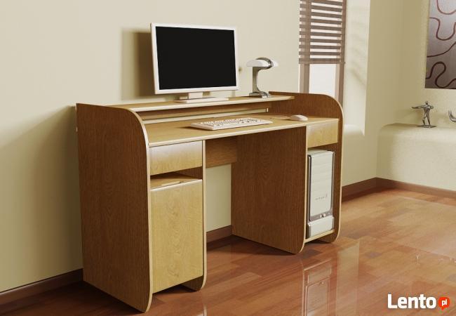 Detalion Nowoczesne stylowe biurko komputerowe blws Gliwice