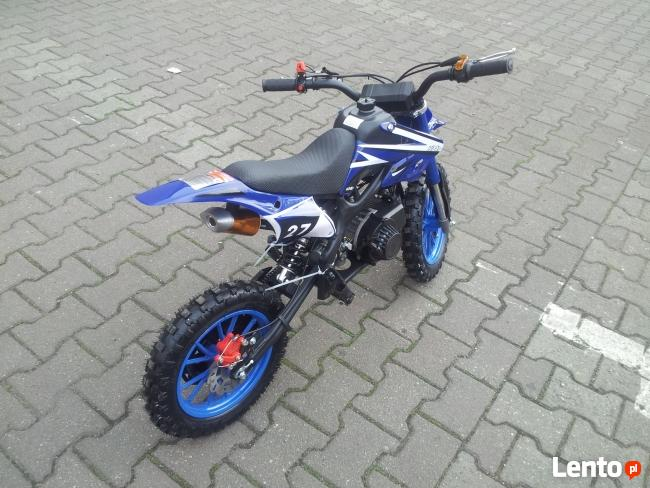 Mini cross dla Dziecei 49 ccm Dirt bike