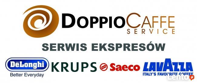 SERWIS ekspresów SAECO, DELONGHI, LAVAZZA Warszawa