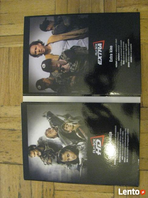 Nowy DVD FILMBOX zawierający 5 filmów DVD.
